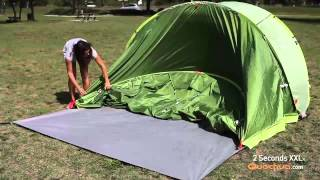 getlinkyoutube.com-Quechua - 2 Seconds XXL Pop Up Tent