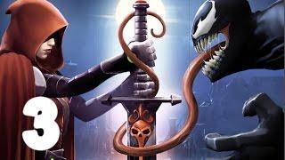 getlinkyoutube.com-Marvel: Contest of Champions - HEROIC BLOOD AND VENOM [Part 3] [END]