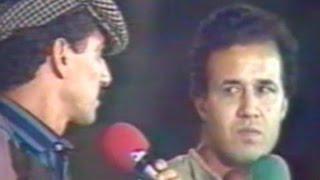 getlinkyoutube.com-شكيتشات نادرة لتنائى بزيز و باز في الثمانينات
