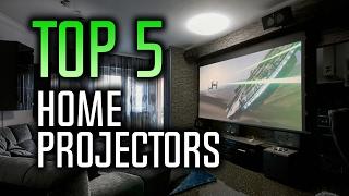 Best Home Theater Projectors - Top 5 Projectors for 2017