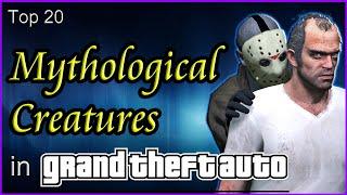 getlinkyoutube.com-Top 20 Mythological Creatures In Grand Theft Auto