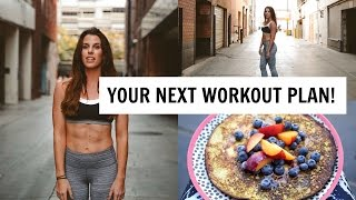 getlinkyoutube.com-THE ONLY WORKOUT ROUTINE & MOTIVATION YOU NEED!