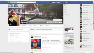 الحلقة الاولئ :  الأن طريقة زيادة عدد اللايكات على الفيسبوك بشكل جنوني 2016