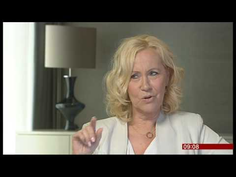 Abba's Agnetha is back ... BBC Breakfast interview 10.5.2013