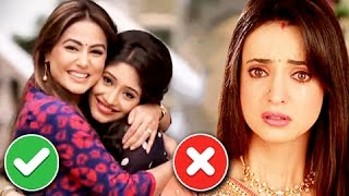getlinkyoutube.com-Hina Khan Stops Sanaya Irani From Making A Comeback On TV