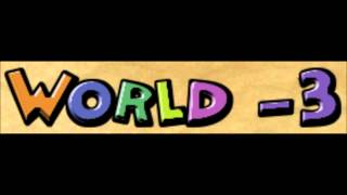 getlinkyoutube.com-Mario Forever Minus Worlds: World -3 -3-3 Music