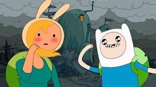 getlinkyoutube.com-Hora de aventura: La mama de Finn es Fionna (Teoría). LOQUENDO