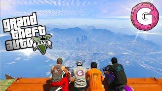getlinkyoutube.com-UNE RAMPE PLUS GRANDE QUE MA B*** !! (GTA 5 Online)