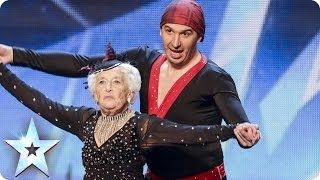 getlinkyoutube.com-Spectacular Salsa - Paddy & Nico - Electric Ballroom | Britain's Got Talent 2014