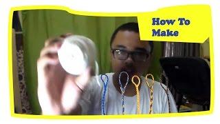 getlinkyoutube.com-Membuat Bow String / Tali Busur