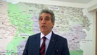 MARİM-DER Başkanı Zeki Gedikoğlu Deprem açıklaması