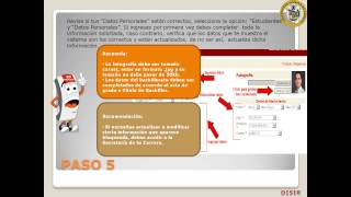 Tutorial Matrículas UTAm@tico Online UTA