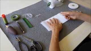 getlinkyoutube.com-Il Sacchettino Portaconfetti in Carta Crespa
