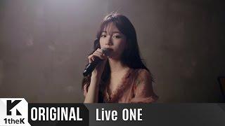getlinkyoutube.com-Live ONE(라이브원): Suzy(수지)_Exclusive Live Performance!_행복한 척