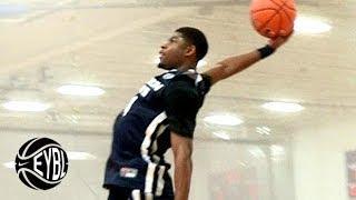 getlinkyoutube.com-#1 Player Malik Newman Shows Why He's a Future NBA Pro at Nike EYBL Minny!