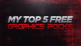 getlinkyoutube.com-My Top 5 Favorite FREE Graphic Design Packs! (2016)