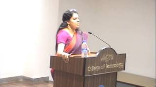 getlinkyoutube.com-EL-30 Series: Talk by Ms. Bharathi Baskar, Vice president, CITI Bank(part 1)
