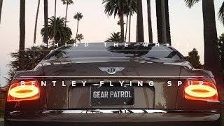 getlinkyoutube.com-Behind The Wheel: 2014 Bentley Flying Spur