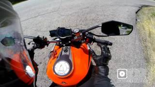 getlinkyoutube.com-How to Wheelie - KTM Superduke 1290 R