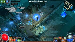 getlinkyoutube.com-Path of Exile - Cast on Crit Shadow with Freezing Pulse