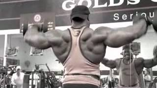 getlinkyoutube.com-Dexter Jackson Shoulder Workout