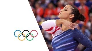 getlinkyoutube.com-Women's Floor Exercise Final - London 2012 Olympics