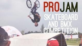 getlinkyoutube.com-PROjam Skateboard and BMX Competition 2015 Rampal Malang