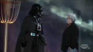 Darth Vader Wins Ultimate Villain at the 2011 Spike TV Scream Awards