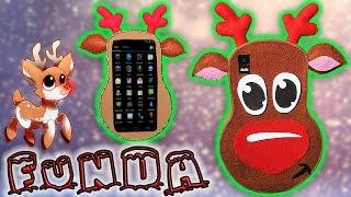 getlinkyoutube.com-❄🎁 Tutorial: Funda Móvil Reno    Christmas Mobile Case 🎁❄