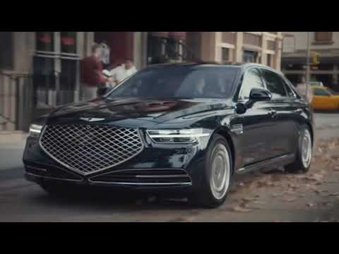 ?2020 Genesis G90 - the Style and Luxury of the Flagship sedan