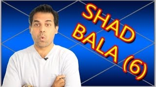 getlinkyoutube.com-Shad bala in Vedic Astrology part 6-6 (kala bala, nakshatras, and secrets)