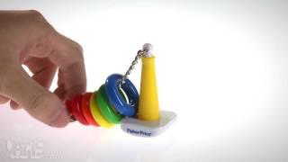 getlinkyoutube.com-Fisher Price Classic Toy Keychains Demo Video