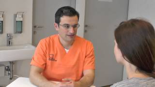 getlinkyoutube.com-Wangenbehandlung mit Hyaluronsäure Vorher-Nachher