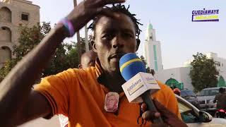 Vidéo: Yawou Dial s'oppose avec les lutteurs  » Nena lou Alioune sarr wakhe la wakhe «