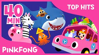 The Best Songs of May 2016 | Baby Shark and More | + Compilation | PINKFONG Songs for Children