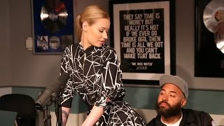 Iggy's mad at Ebro again.. He explains on Ebro in the Morning!