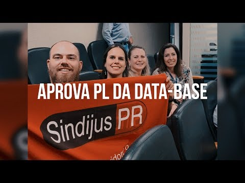 Aprovada PL da Data-Base