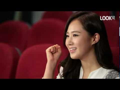 120624 SNSD Yuri Yakult Promotion video