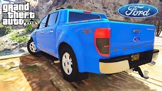 getlinkyoutube.com-Ford Ranger Limited 2017 - GTA 5 Mods