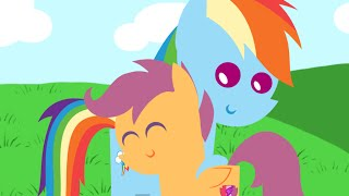 "getlinkyoutube.com-MLP Animatic ""I'll Keep Trying"" (Scootaloo Sings)"