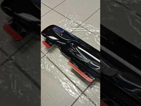 Дефлектор заднего стекла Nissan Pathfinder (Ниссан Патфаиндер) с 2005 по 2013 sim NLD.SNIPAT0442