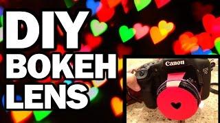 DIY Bokeh Lens - Man Vs. Pin #41