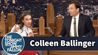 getlinkyoutube.com-Colleen Ballinger Transforms into Miranda Sings to Interview Jimmy