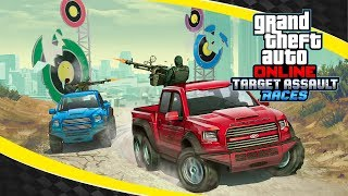 GTA Online - Target Assault Races Trailer