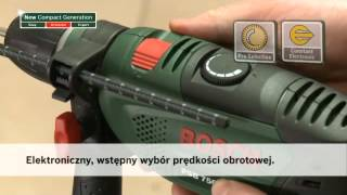 getlinkyoutube.com-Wiertarka Bosch Compact Generation