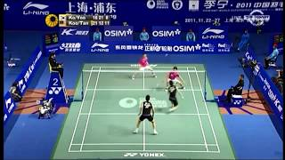 getlinkyoutube.com-Best of world badminton