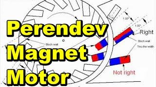 getlinkyoutube.com-Perendev Magnet Motor Patent - Free Download