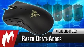 Мышь Razer DeathAdder Chroma – Игромания – Железный Цех