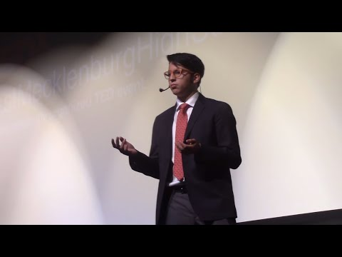 Tearing down the walls that prevent us from greatness | Ecab Amor | TEDxEastMecklenburgHighSchool