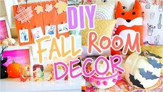 getlinkyoutube.com-DIY Fall Room Decor!! 2016